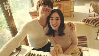 Iklan ASUS Zenfone 4 Selfie Terbaru 2017 - Gong Yoo dan Tatjana Saphira bikin baper