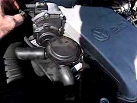1996 Jetta Rough Engine Idle - 2 - YouTube