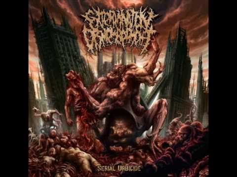 Extermination Dismemberment - Disemboweled Engorgement