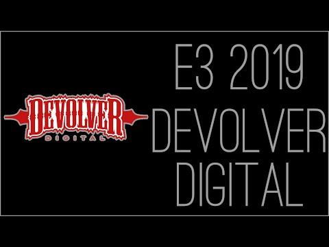 Matt McMuscles ✕『RSS』E3 2019 - Devolver Digital
