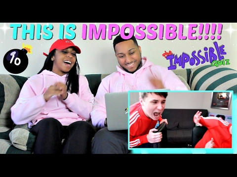 IS THIS THE END? Dan and Phil play THE IMPOSSIBLE QUIZ! #6 REACTION!!!!