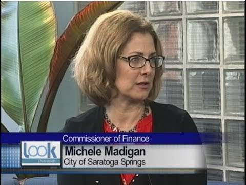 Michele Madigan on Parking in Saratoga Springs--Interview 2018