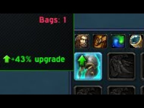 World of Warcraft BfA 8 0 1: How to tell what item is best for you using  Simulation!