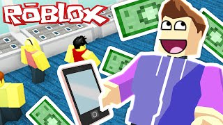 Roblox - Retail Tycoon - MY OWN APPLE STORE??