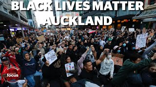 George Floyd: Thousands protest in Auckland, New Zealand | nzherald.co.nz