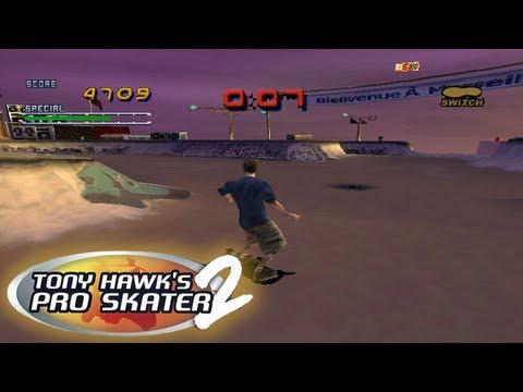 Let's Play Tony Hawk's Pro Skater 2: Part 3 - Marseille ...
