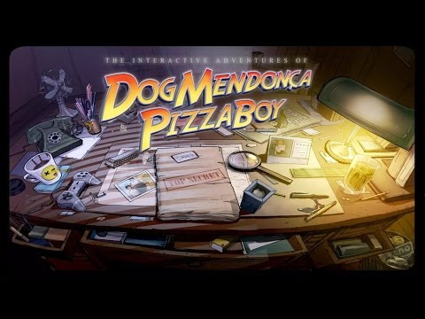 The Interactive Adventures of Dog Mendonça and Pizzaboy ( EPISODE 1)  