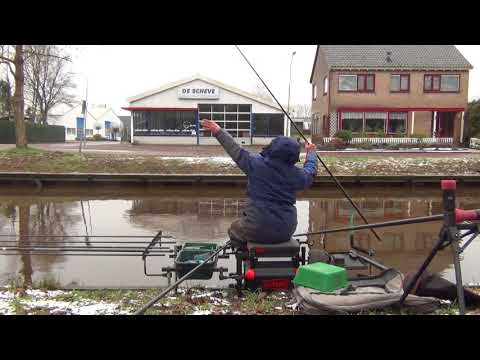 Bonus video Match Fishing in Holland