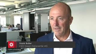 Fokus KMU-TV: Ein Neubau für höchste Ansprüche