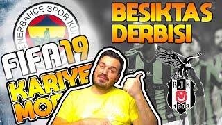 Beşiktaş Derbisi / Fifa 19 Kariyer Modu / Fenerbahçe Kariyeri / #04