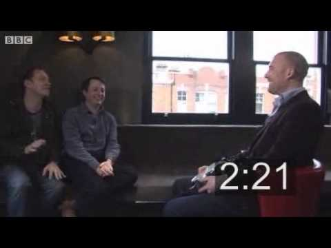Five Minutes With: David Mitchell and Robert Webb