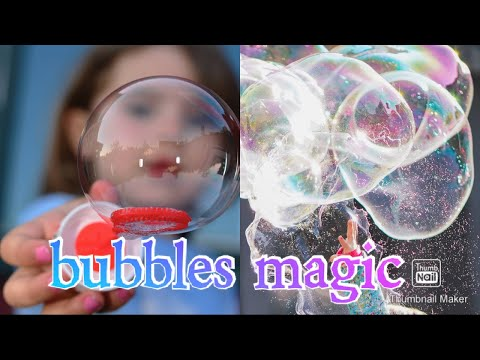 Bubble party favors/