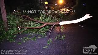 08-18-19 Lebanon,PA Major Wind Damage