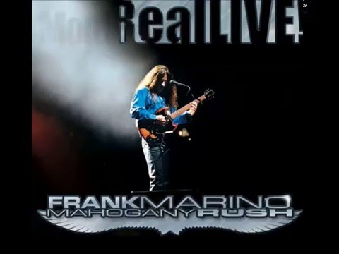FRANK MARINO & MAHOGNY RUSH - Stories Of A Hero (HiFi)