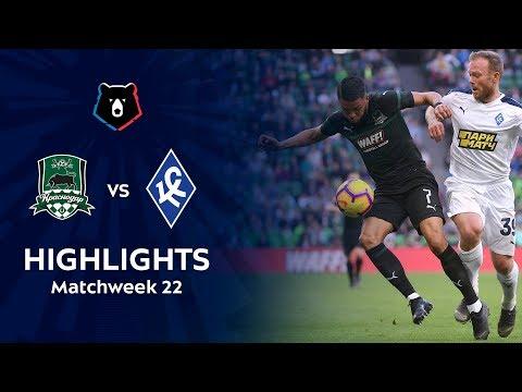 Highlights FC Krasnodar Vs Krylia Sovetov (1-0)