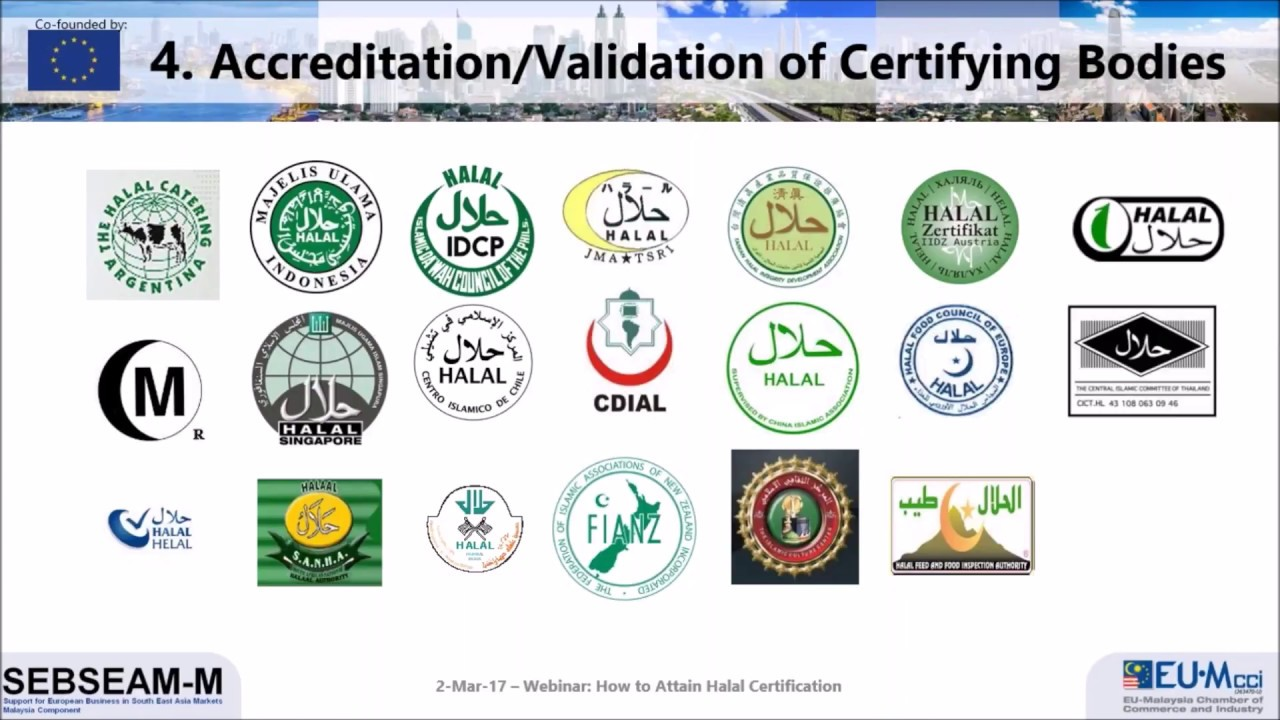 Webinar How To Attain A Halal Certification Youtube