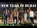 New Year In Dubai | Happy New Year 2019 | Arshfam