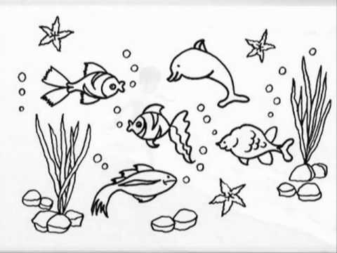 Canciones Infantiles: El mar
