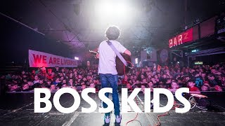 1,000 kids sing the Divock Origi song & Allez Allez Allez | BOSS KIDS