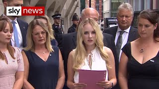 PC Harper's widow 'immensely disappointed with verdict'