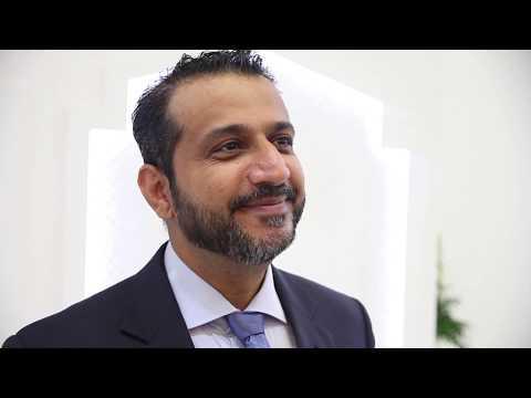 Shabib Al'Maamari, group chief, sector development, Oman Aviation Group