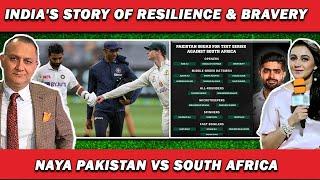 Download India's story of Resilience & Bravery vs Australia  Naya Pakistan vs South Africa Ft. Dr Nauman Niaz