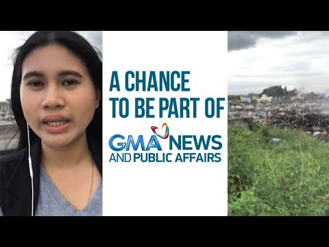 Stand for Truth: The next generation of GMA News and Public Affairs journalists