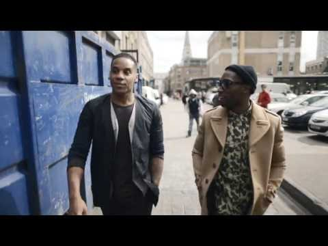 #StylePitStop Ep.1: Reggie Yates meets Tinie Tempah | Mercedes-Benz UK
