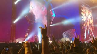 Metallica in Seoul 2017 - Enter Sandman