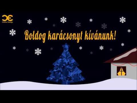 Carrier Energy - Karácsonyi ajánlat