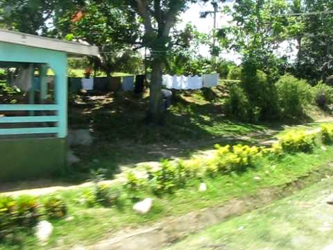 Fiji - Nadi drive.