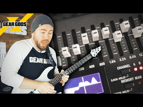How to Make Your Guitar Solos CUT Using EQ!   GEAR GODS