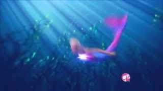 Barbie The Pearl Princess 2-i-1 Mermaid Prinsessdocka