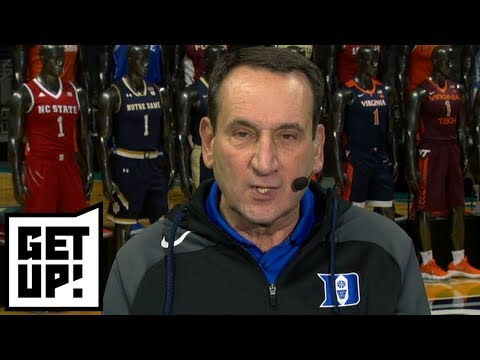 'You're never going to get rid of one-and-done' - Coach K | Get Up!