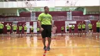 Beyonce - Move Your Body | Panthers Jump Rope (Español)
