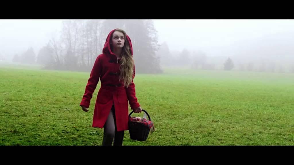 Baxter - Červená Karkulka - English