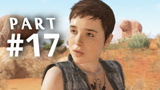 beyond Two Souls Walkthrough Part 17: The Dinner