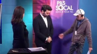 Il Volo interview PBS SoCal 2 - Dec 5, 2016