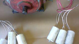 Arrancar motor trifásico con dos fases