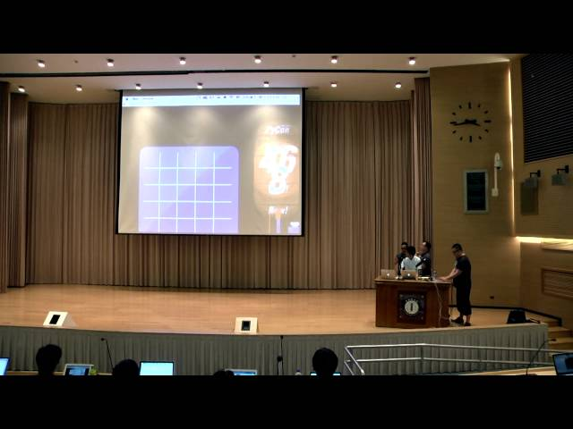 Image from R0 DAY2 Bingo Game (PyCon APAC 2015)