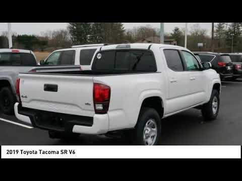 2019 Toyota Tacoma Hendersonville NC 19T0618