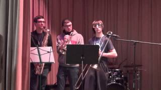 Circle of Rejects at the Hootenanny - 11/8/2014 - Look What Happened