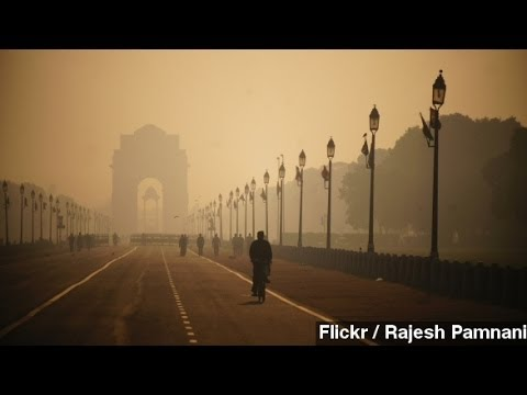 Delhi Ranked World's Most Air-Polluted City
