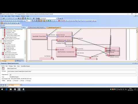 Integrity Modeler SySim 9.0 - Phoenix ModelCenter Integration (Example)