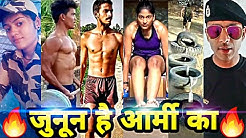 🇮🇳Indian Army Tayari TikTok Video | Best Motivational Song  #Indian #Army #BSF #CRPF #NCC  #TikTok 🔥