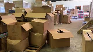 Unboxing Another Truckload - Target and More