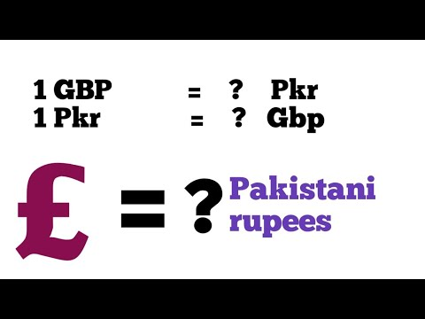 Gbp To Pkr L Pound To Rupee L Pound To Pakistani Rupee Exchange Rate L Pound To Pkr