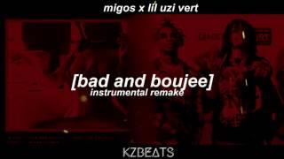 migos x lil uzi vert bad and boujee instrumental remake prod kvng zuzi
