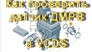 Как сделать Диагностику ДМРВ AUDI VW в Вася Диагност.AkerMehanik