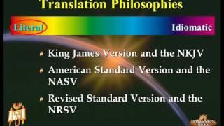 ISV Bible project